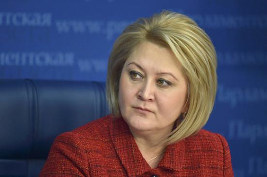 Гумерова предлагает регламентировать дистанционную работу учреждений культуры во время ЧС