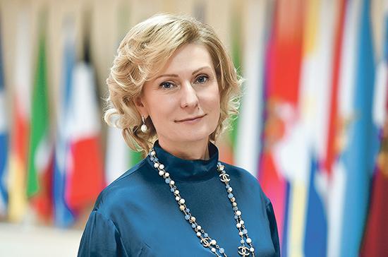 Святенко рассказала, какие нормы предлагают прописать в проекте о молодёжной политике
