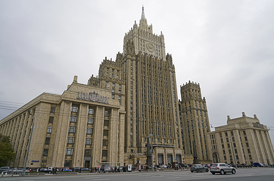 Россия ответила на обвинения США в создании угрозы в космосе