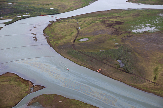 Greenpeace оценивает ущерб водным объектам после ЧП в Норильске в 100 млрд рублей