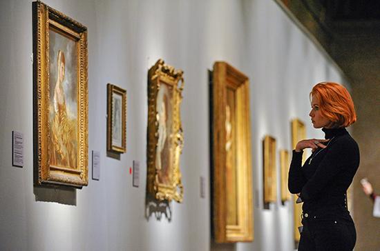 Федеральные музеи откроются до 16 июля