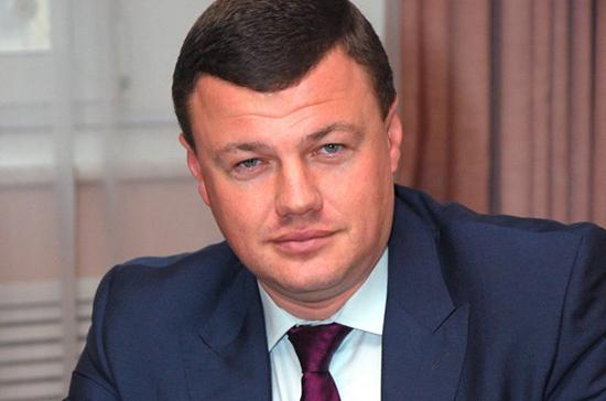 «Единая Россия» выдвинула Александра Никитина кандидатом навыборы губернатора Тамбовской области