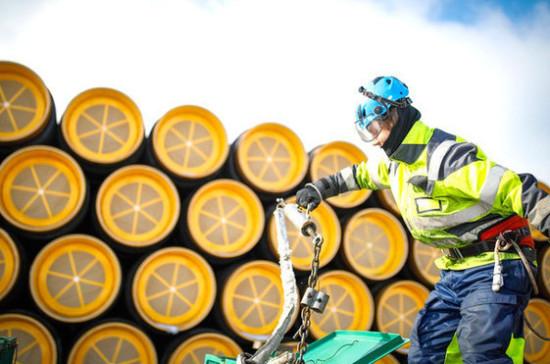 Песков: «Северный поток — 2» может внести вклад в укрепление энергобезопасности Европы