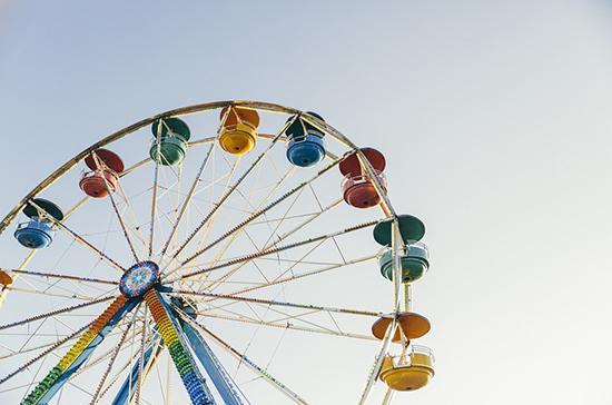 Первое колесо обозрения должно было «перещеголять» Эйфелеву башню
