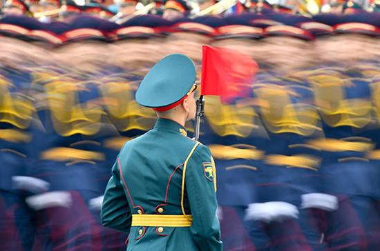 СМИ: представителей Германии не будет на Параде Победы в Москве