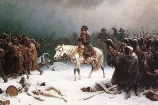 Россия вспоминает героев Отечественной войны 1812 года