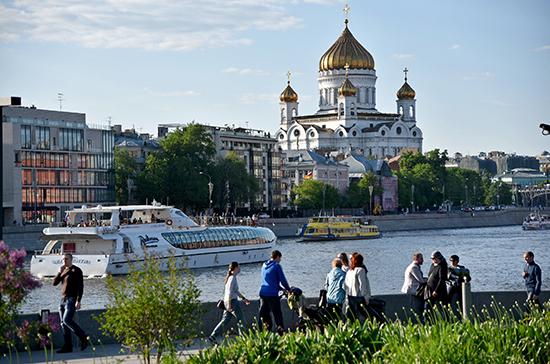 Синоптики прогнозируют жару в выходные в Москве