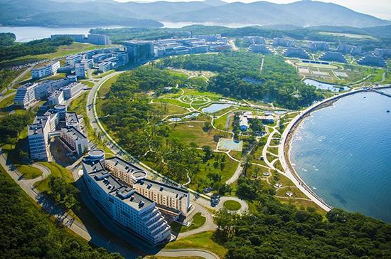 Земли свободного порта Владивосток можно будет получить только через торги