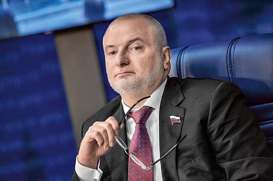 Клишас прокомментировал предложение Путина изменить плоскую шкалу налогообложения для физлиц