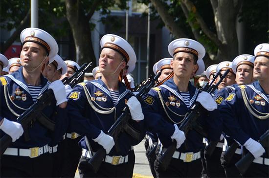 Как пройдут Парады Победы в Крыму