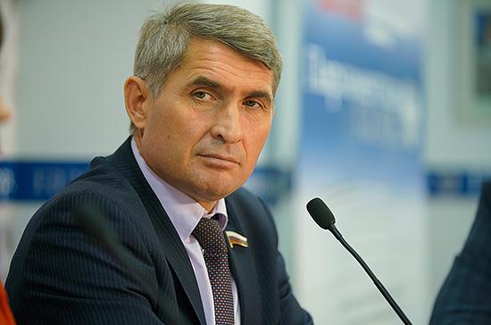 Врио главы Чувашии выдвинул свою кандидатуру на пост руководителя республики