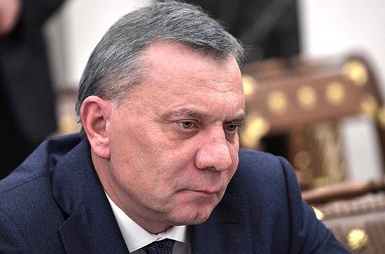 Вице-премьер Борисов назвал условие открытия международного авиасообщения