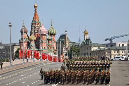 Парад Победы в Москве побил несколько рекордов