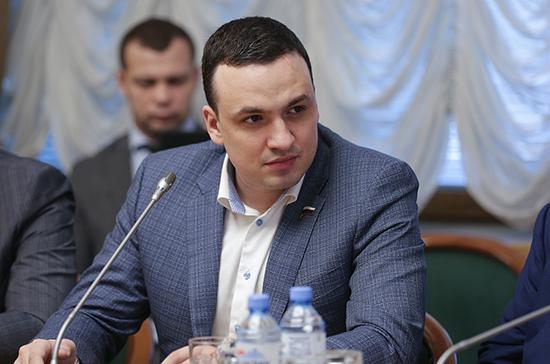 Депутат Ионин получил второй отрицательный тест на коронавирус