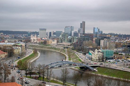 В сейм Литвы внесли законопроект о ликвидации пляжа на площади в центре Вильнюса