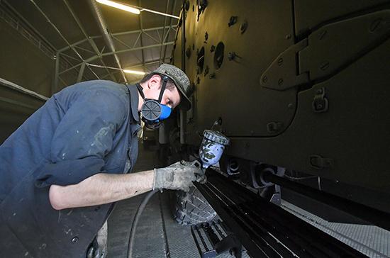 Для сервисного обслуживания военной техники сформируют правовые основы