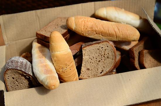 В Нальчике начали перерабатывать засохший хлеб