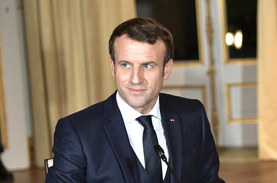 Макрон поддержал идею включить в конституцию Франции экологические поправки