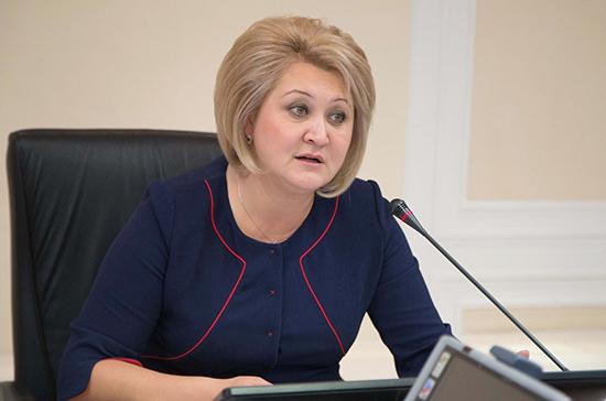Лилия Гумерова: вопросы обеспечения младших школьников бесплатным горячим питанием — на особом контроле Совета Федерации
