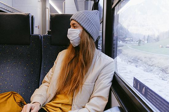 В Латвии с 1 июля отменили обязательное ношение масок в общественном транспорте