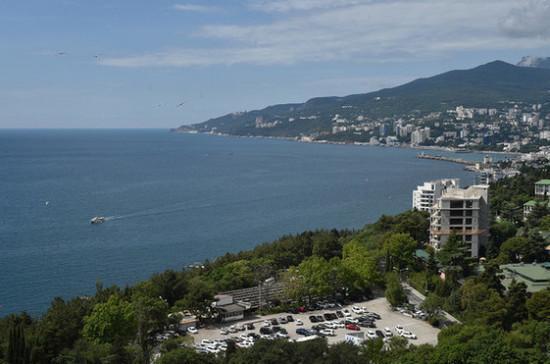 Власти Крыма ожидают наплыва туристов после 1 июля