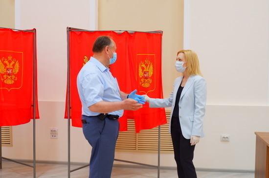 Тимофеева: явка на голосовании по Конституции в Ставропольском крае за 5 дней превысила 50%
