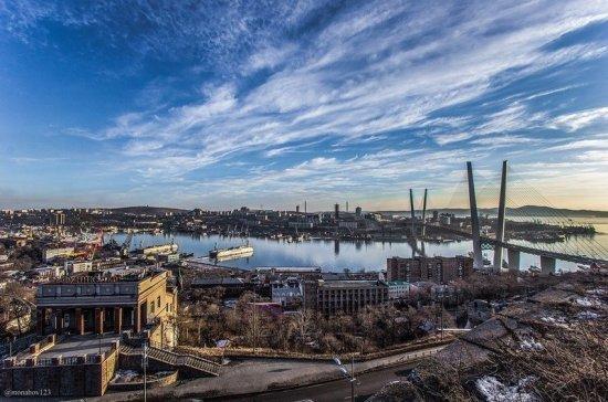 Владивосток основали 160 лет назад
