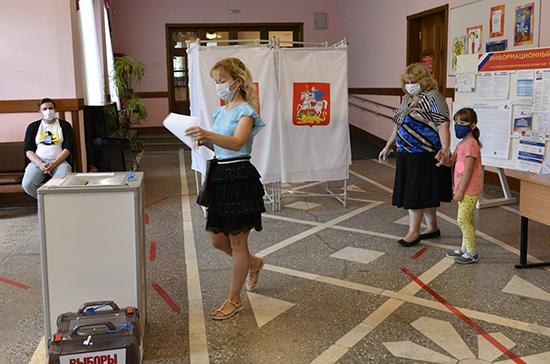 В Крыму по вопросу о поправках в Конституцию проголосовали более 1 млн человек