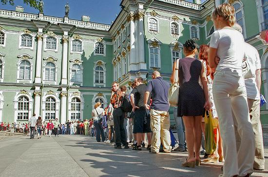 Петербургские музеи готовятся к открытию