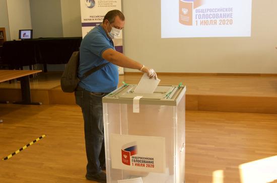 В Греции открылись участки для голосования по поправкам в Конституцию
