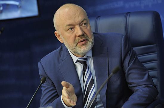 Крашенинников предложил закрепить возможность электронного голосования в России в избирательном праве