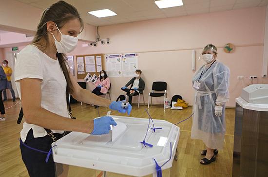 В Кузбассе явка на голосовании по поправкам превысила 87%