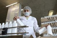 Кабмин утвердил правила использования конфискованного спирта для производства антисептиков