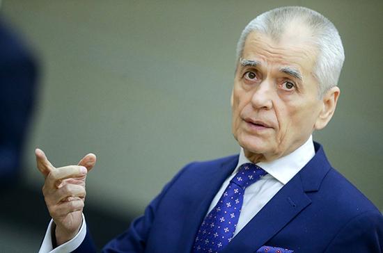 Международное авиасообщение можно возобновить, считает Онищенко