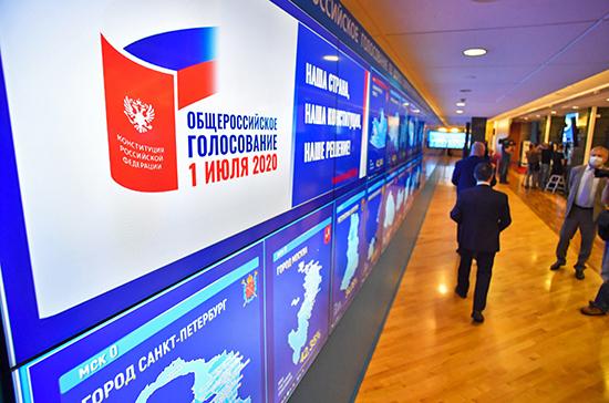 В Ростовской области за поправки в Конституцию проголосовали 83,54% избирателей