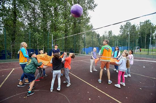 В Ростовской области летом этого года будут работать почти 780 детских лагерей