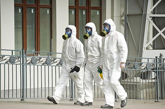 В Белграде введён режим ЧС из-за роста заболеваемости коронавирусом