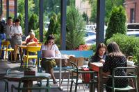 Попова назвала целесообразным увеличение площади летних веранд