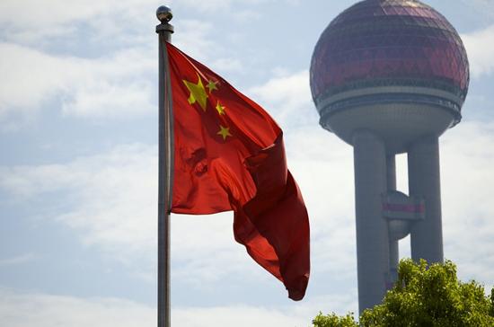 Китайские СМИ назвали цели появления авианосцев США в районе военно-морских учений Китая