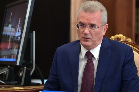 Белозерцев выдвинут кандидатом в губернаторы Пензенской области от «Единой России»