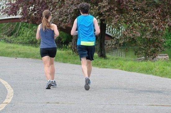 Учёные доказали пользу бега при лечении язвы желудка