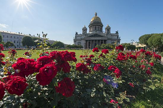 В Петербурге вводят знак безопасного туризма