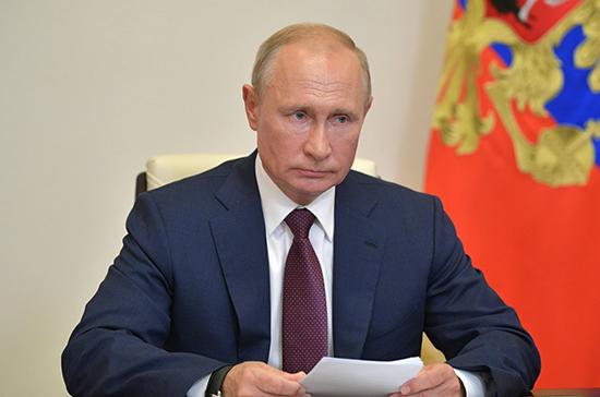 Путин: практически все губернаторы докладывают о поэтапной отмене ограничений