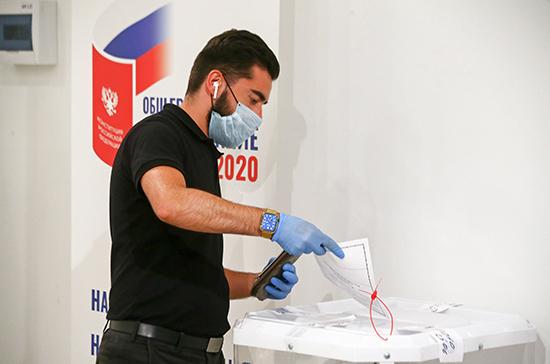 Опрос: большинство россиян удовлетворено тем, как прошло голосование по поправкам