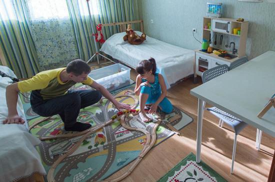 Семьям с детьми предлагают упросить рефинансирование ипотеки