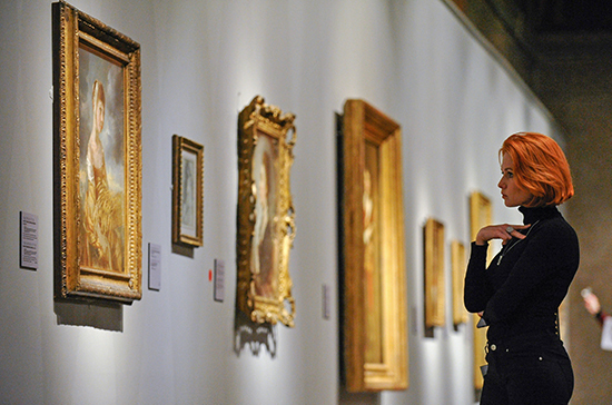 Билеты в Русский музей распроданы до конца июля
