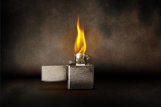 Подросткам могут запретить покупать зажигалки и газ для них