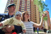 Военным выдадут квартиры меньше норматива при их согласии