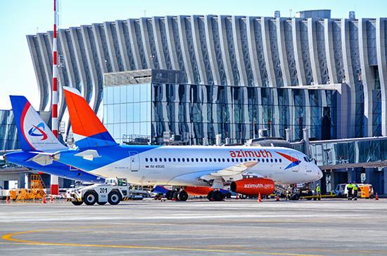 Минтранс оценит готовность российских аэропортов к возобновлению международного авиасообщения