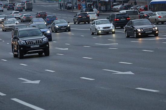 Депутат предложил разрешить максимальную скорость на дорогах, рассчитанную под лимит 150 км/ч